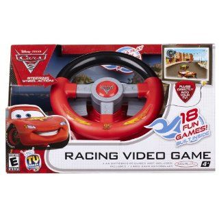 TV Games Deluxe Cars 2 Toys & Games