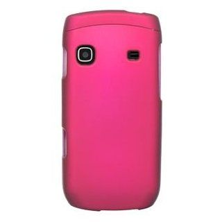 Snap On Cases for Samsung Replenish SPH M580 Hot Pink Cell Phones & Accessories
