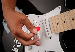 DIY Guitar Pick Punch