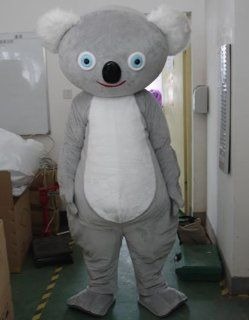 Australian Koala Mascot Costume Outfit Suit Fancy Dress Toys & Games