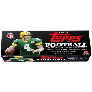 TOPPS 2008 Football Cards Complete Set ARCHIVE