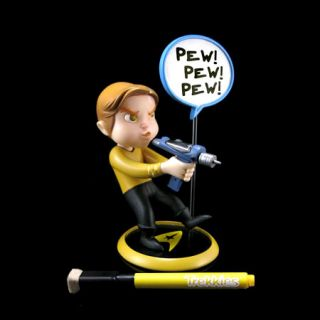 Q Pop Star Trek Trekkies Figures