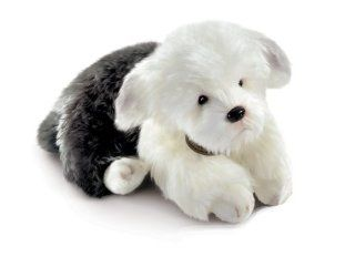 "Russ Berrie  Yomiko Sheep Dog 14"" Toys & Games"