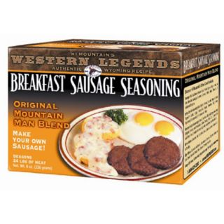 Hi Mountain Mountain Man Breakfast Sausage Kit 763737