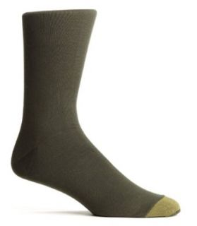 Gold Toe Men's ADC Aquafx Jersey Dress Sock, Olive at  Men's Clothing store