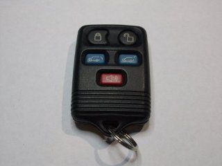 3L7T 15K601 Factory 5 BUTTON OEM KEY FOB Keyless Entry Car Remote Alarm Replace Automotive