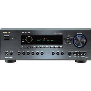ONKYO TX SR602B Stereo and Home Theater Surround Sound Receiver Electronics