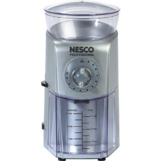Nesco Professional Coffee Bean Burr Grinder Power Burr Coffee Grinders Kitchen & Dining
