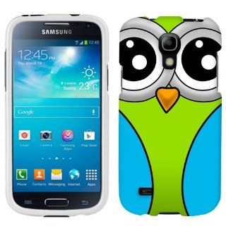 Samsung Galaxy S4 Mini Owl Phone Case Cover Cell Phones & Accessories