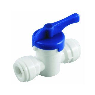 Anderson Metals Corp Inc 53906 04 Push in Ball Valve  Pipe Fittings  Patio, Lawn & Garden