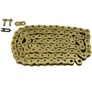 520 Gold Chain 92 Links Yamaha Raptor 660 YFM660R 2001 2005 Automotive