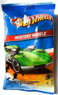 Hot Wheels Mystery Models Series 2 Toys & Games