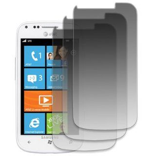 Anti Glare Matte Screen Protector for Samsung Focus 2 SGH I667 Cell Phones & Accessories