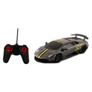 Electric 124 Licensed Lamborghini Murcielago LP670 4 SV RTR RC Car Remote Control (Colors May Vary) Toys & Games