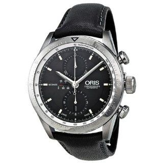Oris Artix Chronograph Automatic Black Dial Mens Watch 674 7661 4174LS at  Men's Watch store.