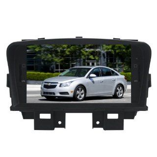 "Tyso For Chevrolet Cruze(2008 2012) 7"" Win CE6.0 operation system CAR DVD GPS Digital HD Touch Screen Navi Navigation Radio Multimedia System with RDS Bluetooth FM USB iPod (Free Map) CD8945  In Dash Vehicle Gps Units"