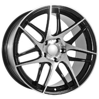 19 Inch BMW Black Wheels Rims BBS Replica Style Automotive