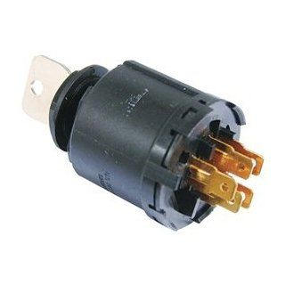 Stens 430 706 Starter Switch Replaces AYP 178744 Husqvarna 532 15 89 13 532 17 87 44 Murray 327355MA Delta 6850 37 Murray 327355 AYP 140399 154855 144921 163088  Lawn Mower Key Switches  Patio, Lawn & Garden