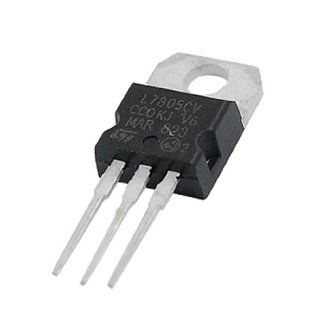 5V 1.5A Positive L7805 TO22 Package Voltage Regulator Radio Frequency Transceivers