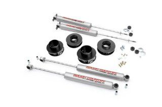 Rough Country 695N2   2 inch Suspension Lift Kit with Premium N2.0 Series Shocks for Jeep Grand Cherokee WJ 4WD Automotive