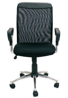 Furinno WA 696 5 Hidup Screen Back Mesh Seat Office Chair   Executive Chairs
