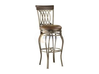 Open Box Hillsdale Furniture Montello Swivel Counter Stool