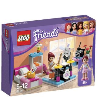 LEGO Friends Mias Bedroom (3939)      Toys