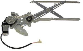 Dorman 741 799 Toyota Tacoma Front Driver Side Power Window Regulator with Motor Automotive