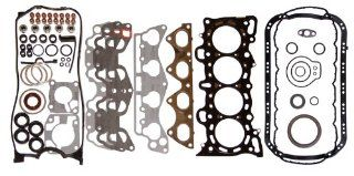 Evergreen FS44029 Honda D16Y5 D16Y8 16V Vtec Full Gasket Set Automotive