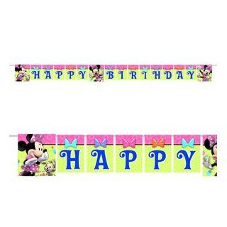 Sale Disney's Minnie Mouse Birthday Banner Sale Toys & Games