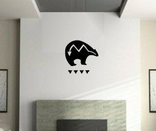Wall Pattern Southwest BEAR FETTISH Decal Kids Room STICKER for Home DECOR   Other Products