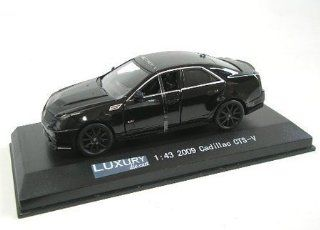 2009 Cadillac CTS V 143 Scale   Blackout Edition Toys & Games