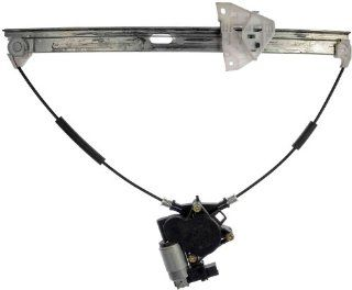 Dorman 748 083 Mazda 5 Front Driver Side Window Regulator with Motor Automotive