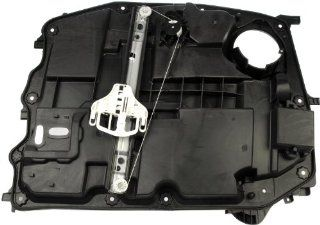 Dorman 751 096 Dodge Nitro Front Driver Side Power Window Regulator with Motor Automotive