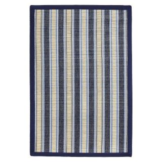 Coastal Bamboo Area Rug   Surf (5x8)