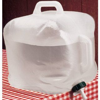Coleman 5 Gallon Expandable Water Carrier   Personal Hardshell Coolers
