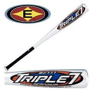 Easton Sc777 Triple 7 Senior League Bat (28/19.5)  Standard Baseball Bats  Sports & Outdoors
