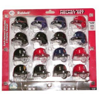 Riddell MLB National League 16 Piece Pocket Pro Set Toys & Games