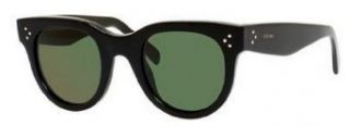 Celine 41053S 807 Black Baby Audrey Cats Eyes Sunglasses Lens Category 3 Celine Clothing
