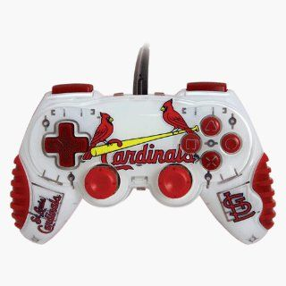 St. Louis Cardinals MLB Sony PlayStation PS2 Video Game Control Pad Pro Controller  Sports Related Merchandise  Sports & Outdoors