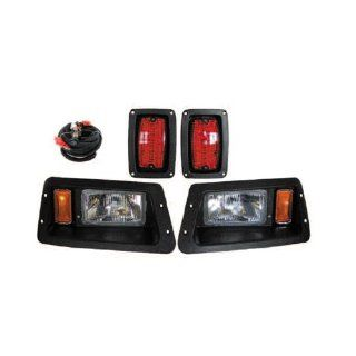 Yamaha G14   G22 Golf Cart Headlight & LED Tail Light Kit  Sports Outdoors Gt Golf Gt Golf Cart Accessories  Sports & Outdoors