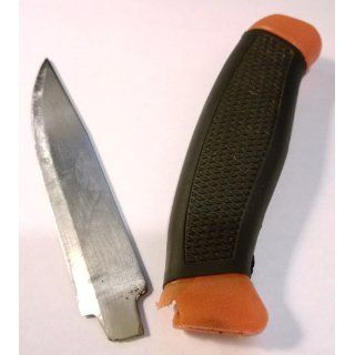 Mora of Sweden Clipper 840 Carbon Steel Knife  Fixed Blade Camping Knives  Sports & Outdoors