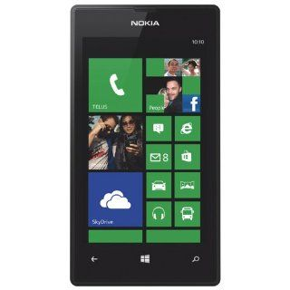 "UNLOCKED Nokia Lumia 520 3G Phone, 4"" Touch Screen, 5MP 720P Camera, Windows Phone 8 WP8, BLACK, NEW, BULK PACKAGED, 2G GSM 850/900/1800/1900MHZ, 3G HSPA 850/1900/2100MHZ Cell Phones & Accessories"