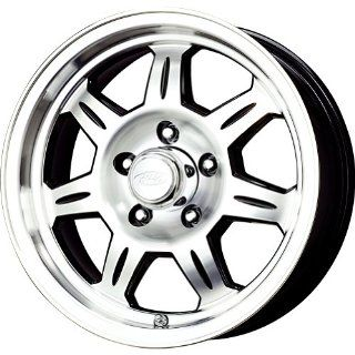 "Allied 870 Gloss Black Wheel with Machined Face Finish (13x5""/5x114.3mm) Automotive"