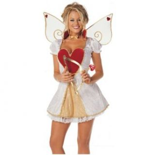Shirley of Hollywood Women's Cupid Costume   Small / Medium Clothing