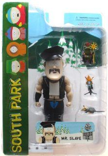Mezco South Park Series 6 > Mr. Slave Action Figure Toys & Games