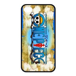 FashionFollower Custom Hot Anime Series One Piece Top Phone Case Suitable For iphone4/4s IP4WN60604 Cell Phones & Accessories