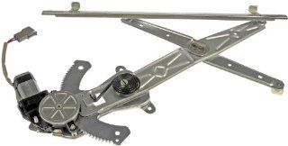 Dorman 741 871 Ford/Mercury Front Passenger Side Window Regulator with Motor Automotive