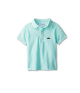 Lacoste Kids Boys Short Sleeve Classic Pique Polo Shirt Toddler Little Kids Big Kids Moorea