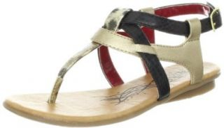 Kenneth Cole Reaction Look B4 U Keep Thong Sandal (Little Kid/Big Kid) Shoes